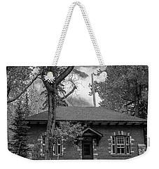 Telegraph Station Weekender Tote Bag