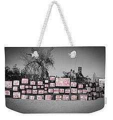 Television Weekender Tote Bag