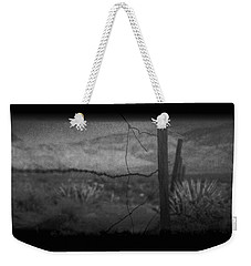Weekender Tote Bag featuring the photograph Tell Me by Mark Ross
