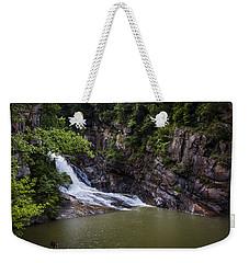 Tallulah Falls Weekender Tote Bag by Sean Allen