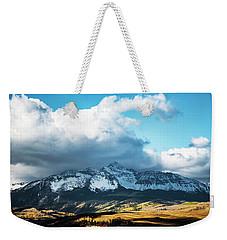 Telluride Colorado In The Fall Weekender Tote Bag