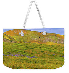 Temblor Range Spring Color Weekender Tote Bag