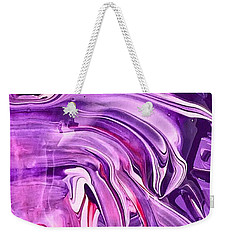 Tempera Paint Series 6 Weekender Tote Bag