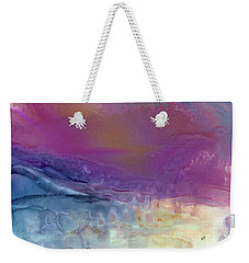 Temperamental Twilight Weekender Tote Bag