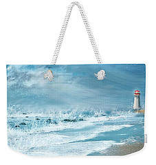 Tempestuous Weekender Tote Bag