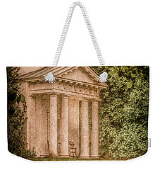 Kew Gardens, England - Temple Of Bellona Weekender Tote Bag