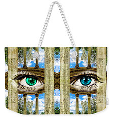 Temple Of Love Petit Trianon Versailles Palace Paris Weekender Tote Bag