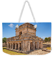Temple Of The Frescos Weekender Tote Bag