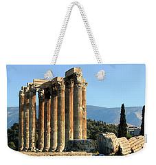 Temple Of Zeus Weekender Tote Bag