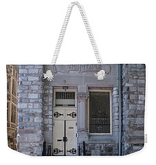 Temple University - The Temple Weekender Tote Bag by Bill Cannon