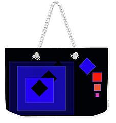Ten Boxes Weekender Tote Bag by Robert J Sadler