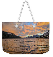 Tenaya Lake Weekender Tote Bag