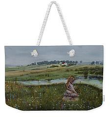 Tender Blossom - Lmj Weekender Tote Bag