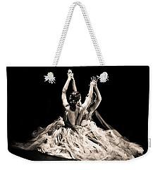Tender Dance Weekender Tote Bag