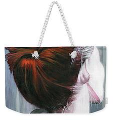 Tender Weekender Tote Bag