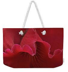 Tender Orchid Weekender Tote Bag