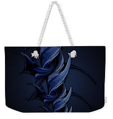 Tender Vision Of Blue Feeling Weekender Tote Bag