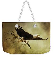 Tending The Nest Weekender Tote Bag