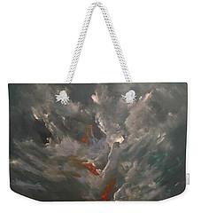 Tenebrious Weekender Tote Bag