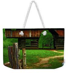Tennesse Barn Weekender Tote Bag by Rowana Ray