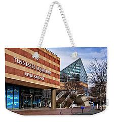 Tennessee Aquarium's River Journey Weekender Tote Bag