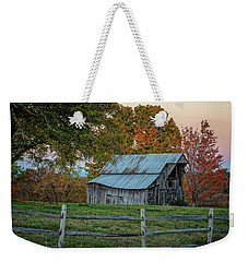 Tennessee Barn Weekender Tote Bag