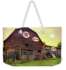 Tennessee Barn Weekender Tote Bag by Marion Johnson
