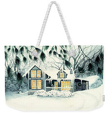 Tennessee Mountain Home  Weekender Tote Bag