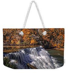 Tennessee Waterfall Weekender Tote Bag
