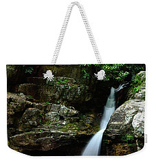 Tennessee's Blue Hole Falls Weekender Tote Bag