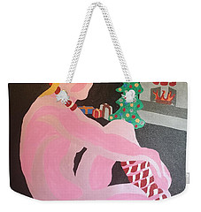 Tenth Christmas Weekender Tote Bag