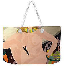 Tenth Easter Weekender Tote Bag