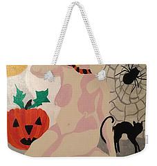 Tenth Halloween  Weekender Tote Bag