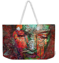 Tenuous-the Masculine And The Feminine Weekender Tote Bag