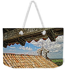 Terra Cotta Church Weekender Tote Bag