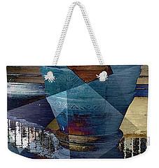 Terra Cotta Vase Weekender Tote Bag