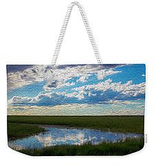 Terrace Pond Weekender Tote Bag