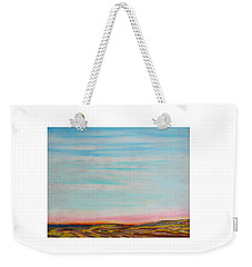Terraced By Nature Weekender Tote Bag