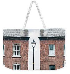 Terraced Houses Weekender Tote Bag by Lee Avison