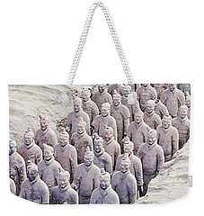 Terracotta Warriors Weekender Tote Bag