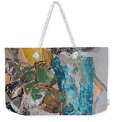 Terre Cuite Impression Weekender Tote Bag