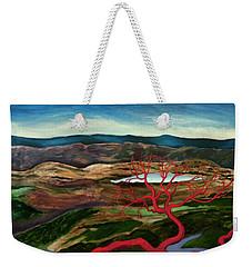 Tess' World Weekender Tote Bag