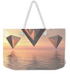 Tessellate Weekender Tote Bag