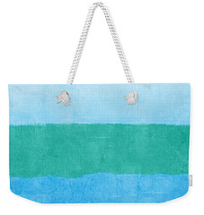 Weekender Tote Bag featuring the photograph Test by Linda Woods