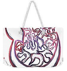 Truth Existance Miracles And More Ab6  Weekender Tote Bag