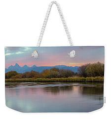 Teton Dawn Pano Weekender Tote Bag