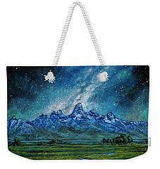 Teton Milky Way Weekender Tote Bag