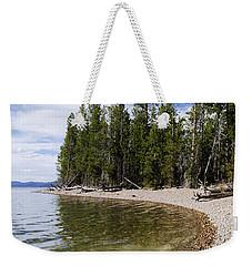Teton Shore Weekender Tote Bag by Chad Dutson