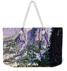 Tetons Weekender Tote Bag by Stan Hamilton