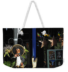 Tex-mex Weekender Tote Bag by Steven Sparks
